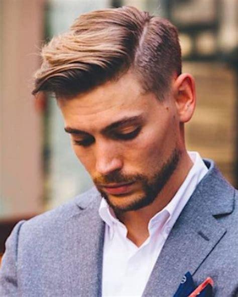 haarstijlen mannen de haarstijl voor de zakenman mannen kapsels 2017