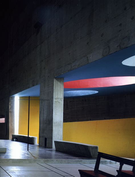 licht le le corbusier farbe und licht im kontext