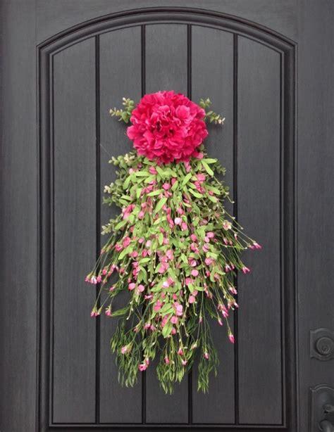 joyful handmade spring wreath ideas  decorate