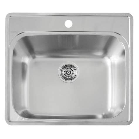 Kitchen Sink 25 X 22 25 Quot X 22 Quot Essential Kitchen Sink Wayfair
