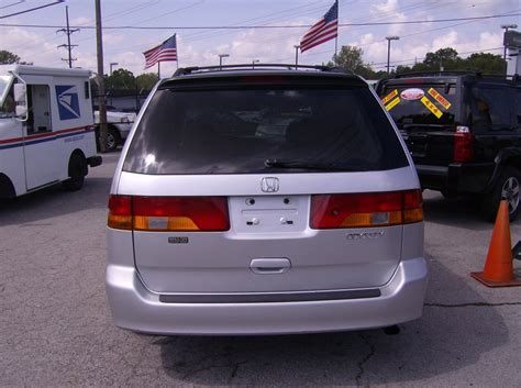 used honda vans sale 2004 honda odyssey used cars in nashville pre