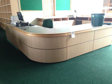 Library Reception Desk Modern Library Reception Desk Appraisal Serial No Location Cardiff Vale College Cf3 Viewi