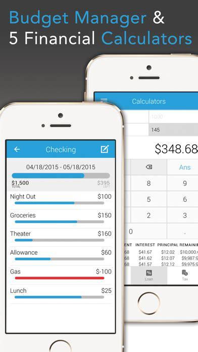 Calendar Budget App Budget Calendar On The App Store