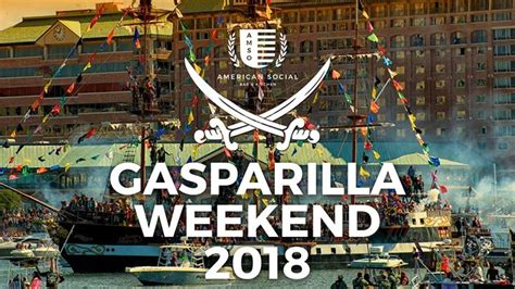 Social Events Of The Weekend by Gasparilla Weekend 2018 At American Social Ta Fl Jan