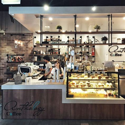 coffee shop counter design coffee anthology brisbane coffee shop pinterest