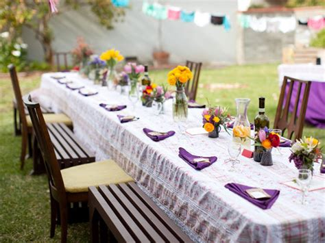 bridal shower table decorating ideas my favorite things themed bridal shower bridalguide