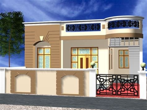single story house elevation can i front elevation for indian homes with single story