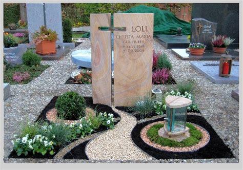 pflegeleichte gärten beispiele memento grabgestaltung in neustadt an der weinstrasse