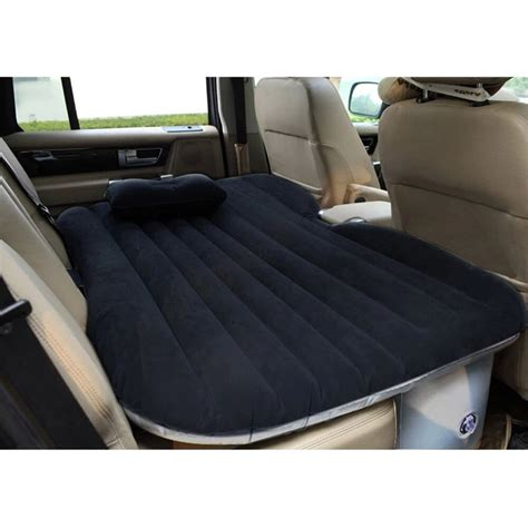 portable car bed air mattress rest pillow bed self drive travel ebay