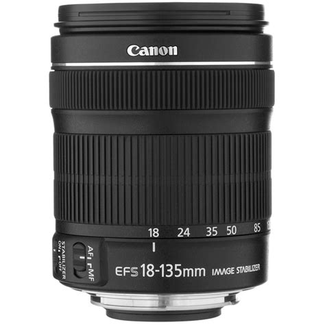 Lensa Canon Ef 18 135mm canon ef s 18 135mm f3 5 5 6 is stm lens