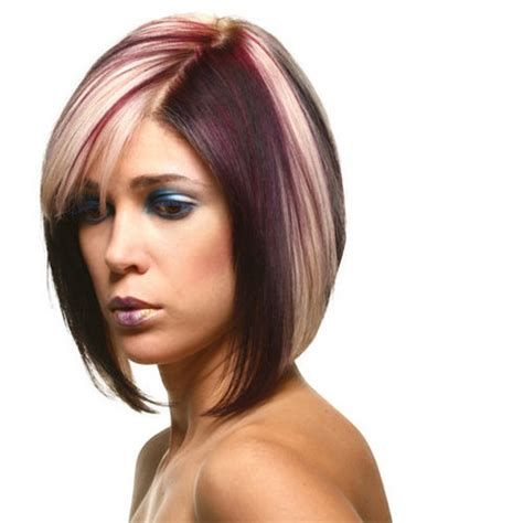 hairstyles cut and color all fashion show trendy trendy and flattering short