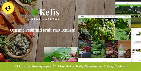 themeforest organic kelis organic food and fruit store ecommerce shopify