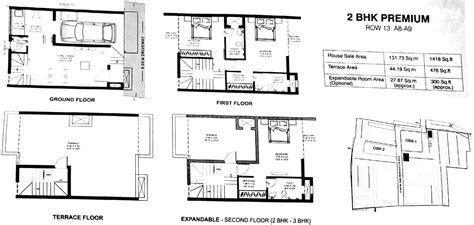 1st floor plan overview growing up in a frank lloyd wright house by kim bixler 1418 sq ft 2 bhk 2t villa for sale in dugar homes growing