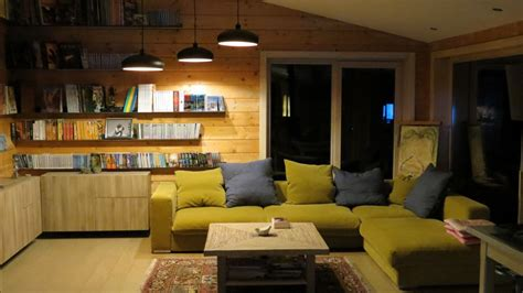 interior finishing in a wooden house eco friendly wooden