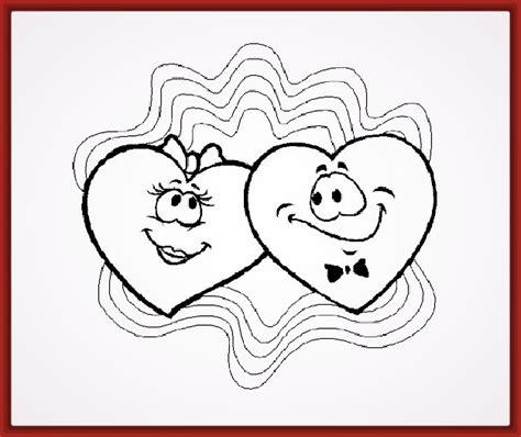 imagenes emo para pintar dibujos de enamorados para colorear simple imagenes de
