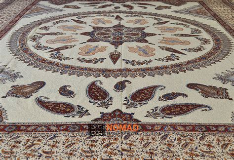 bettdecke 9 kg orientalische tagesdecke dekostoff mit paisleymuster 280 x