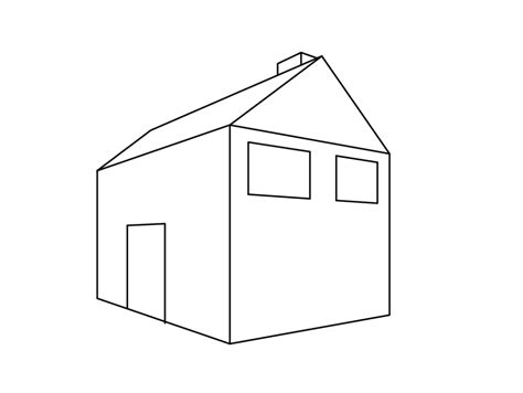 how to draw a house 2 awesome and easy way for everyone how to draw a house archives 183 windingpathsart com