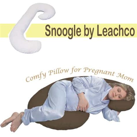 Leachco Snoogle Total Pillow by 9 Gift Ideas For Friend S