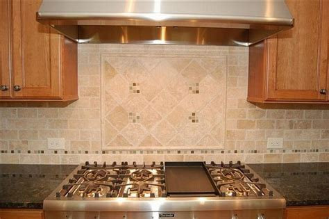 decorative stained glass tile backsplash kitchen ideas