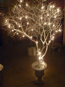 light trees my diy manzanita centerpieces advice weddingbee