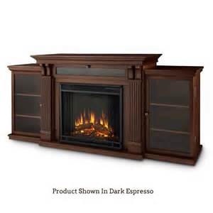 calie entertainment center electric fireplace real