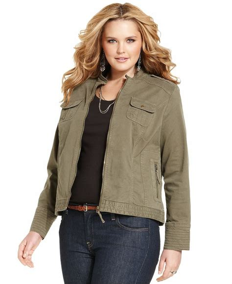 large jacket lucky brand plus size zip front jacket plus size jackets blazers plus