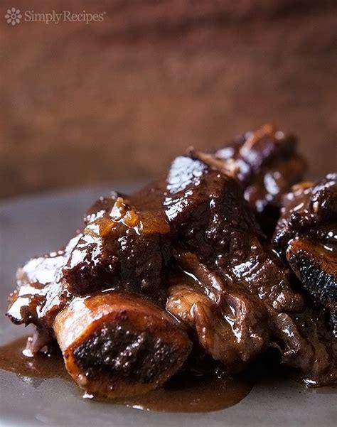 beef short ribs braised simplyrecipescom