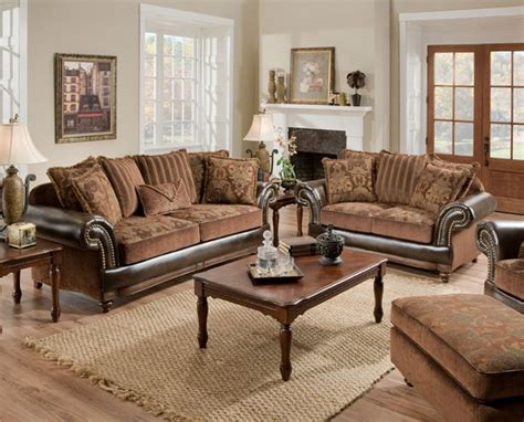 schewels living room furniture corinthian 7503 drama tobacco living room pinterest
