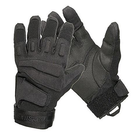 Gloves O Halffinger blackhawk s o l a g half finger gloves black small 8063smbk gloves