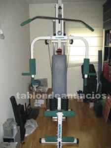 Banc De Musculation Suntrack by Tabl 211 N De Anuncios Banco Multiejercicio Suntrack