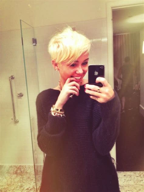 the new haircut 2012 new short blonde hairstyle for miley cyrus hair romance
