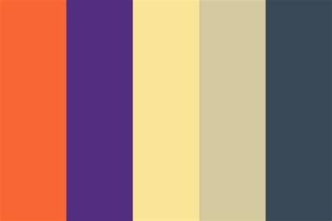 clemson colors clemson color palette