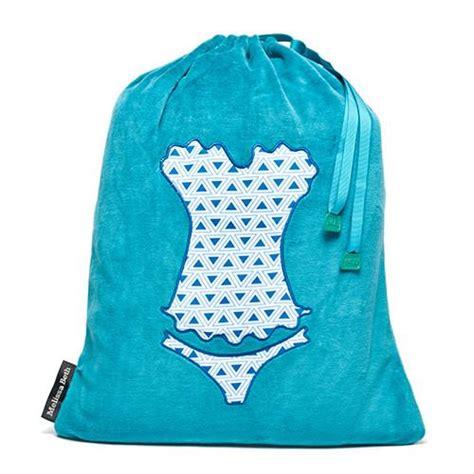 ooh la la bag teal beth designs