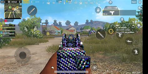 pubg mobile update my pubg mobile got texture glitch after update to new ver