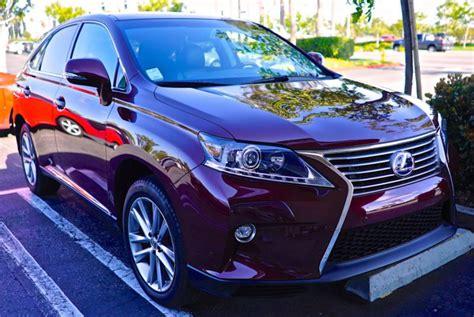 lexus rx 450h hybrid car find used 2015 lexus rx 450h hybrid in torrance