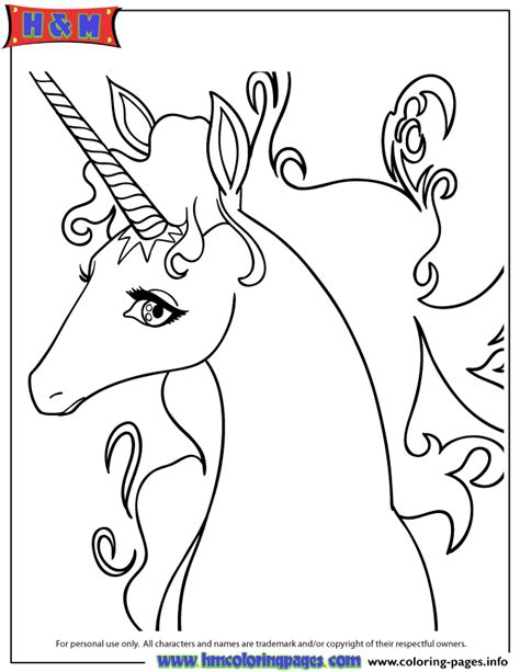 printable unicorn drawing pretty cartoon unicorn drawing coloring pages printable