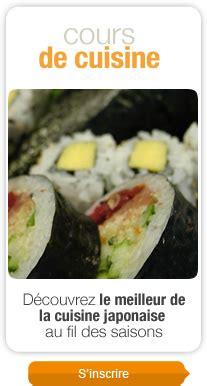 cours de cuisine japonaise lyon destockage noz industrie alimentaire