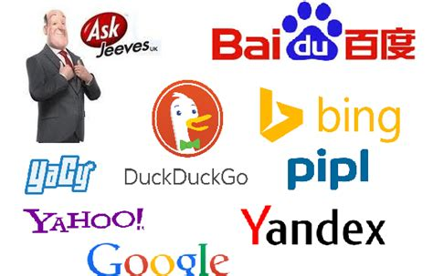 best search engine 10 answers which are the top most search engines in the