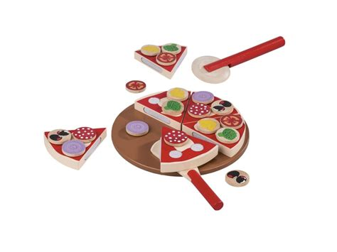 PLAYTIVE JUNIOR Wooden Food Toy Set   Lidl ? Great Britain