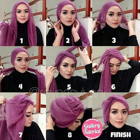video tutorial hijab buat wisuda tutorial hijab untuk wisuda simple terbaru 2016