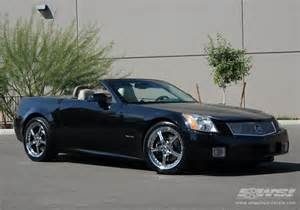 Cadillac Xlr Wheels 2006 Cadillac Xlr With 19 Quot Gianelle Spezia 5 In Chrome