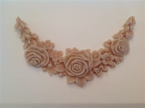 top 28 not shabby appliques shabby n chic large wreath furniture appliques ebay shabby