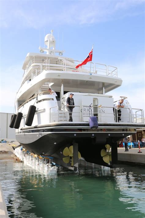 bering    launched   months refit