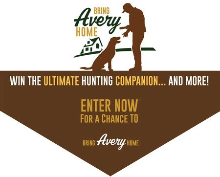 Sweepstakes Offers - sweepstakes offers chance to win the ultimate hunting companion american sweepstakes