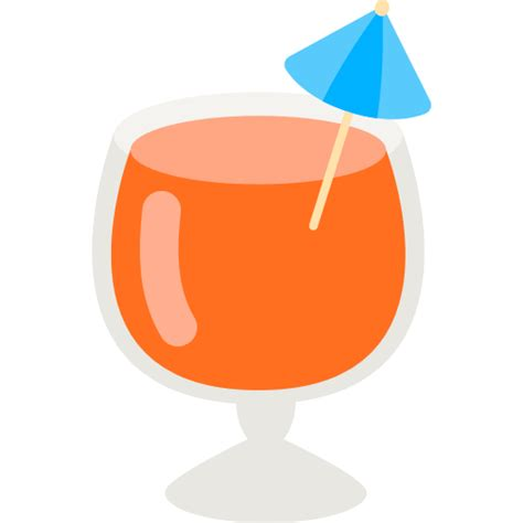 drink emoji tropical drink emoji for email sms id 413