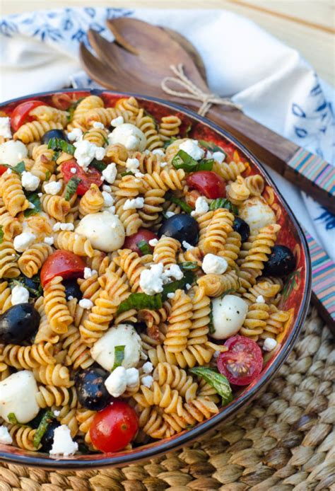 cold pasta salad ideas sun dried tomato pasta salad valerie s kitchen