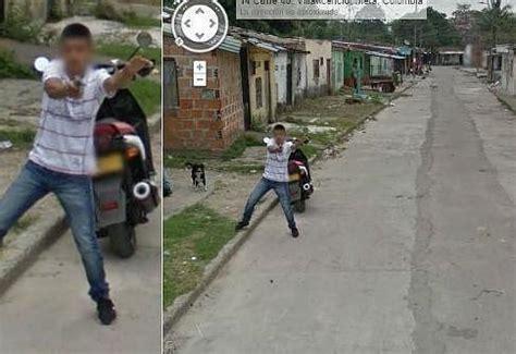 imagenes sorprendentes street view las 21 im 225 genes m 225 s graciosas captadas por google maps
