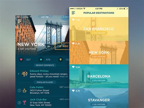 map your travels app 20 creative travel app designs for your inspiration hongkiat