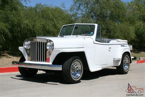 1949 willys jeepster 1949 willys jeepster rebuilt 350 v8 with turbo 350 auto trans