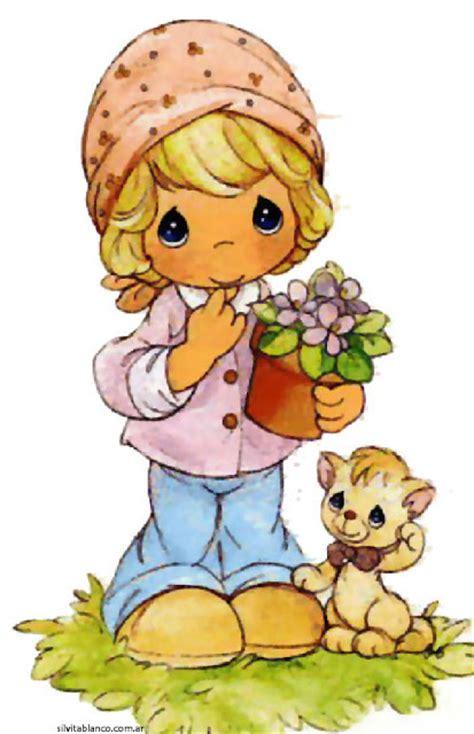 imagenes animadas wikipedia precious moments primavera